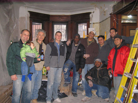 TOH New York City house renovation crew